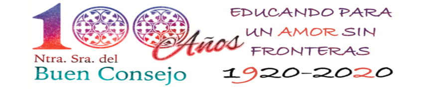 Educando para un amor sin fronteras: 1920-2020.