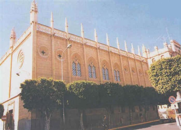 Antiguo edificio